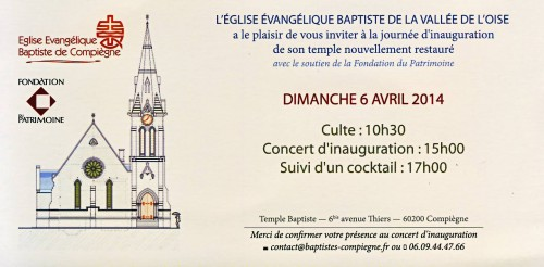 Eglise baptiste Compiègne inauguration.JPG