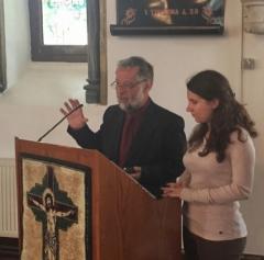 David Boydell, baptisme, france, shdbf, turquie, églises baptistes